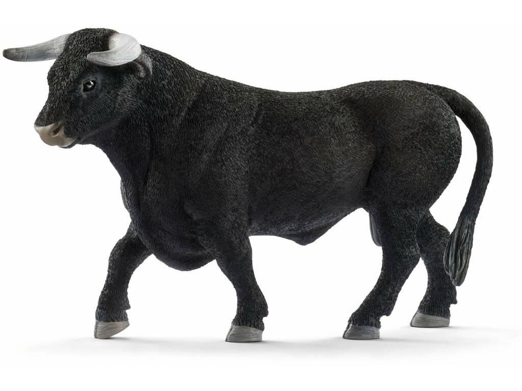 Taureau Noir Schleich 13875