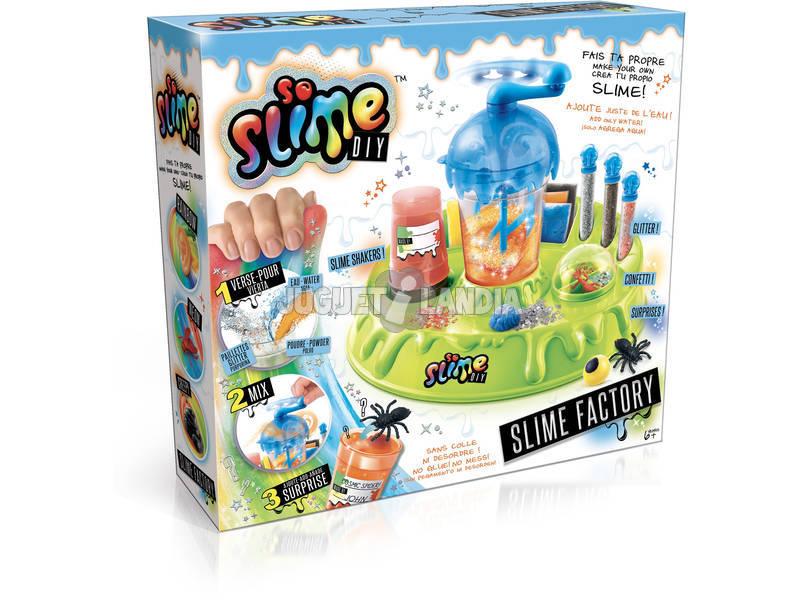 Slime Factory com Canal Brinquedos Acessórios SSC011