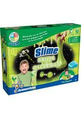Slime Fabrik viel Scose Leuchtet im Dunkeln