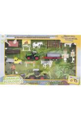 Spielset Ökologischer Bauernhof