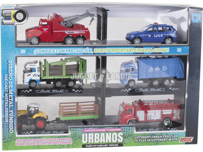 Veículos Urbanos Frota Completa