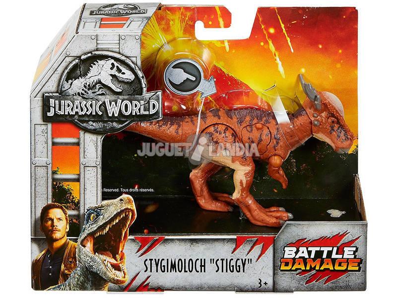 Jurassic World Figura Dino Batalha Mattel FNB31
