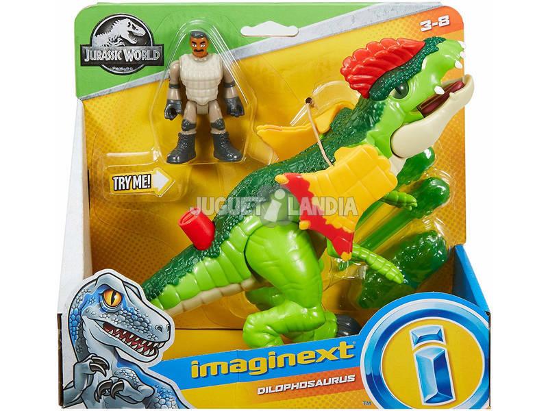 Jurassic World Imaginext Figuras e Dinossauros Mattel FMX88