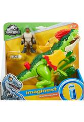 Jurassic World Imaginext Figure e Dinosauri Mattel FMX88