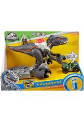 Jurassic World Imaginext walking Indoraptor Mattel FMX86