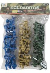 imagen Figuras Soldados Set 60 piezas