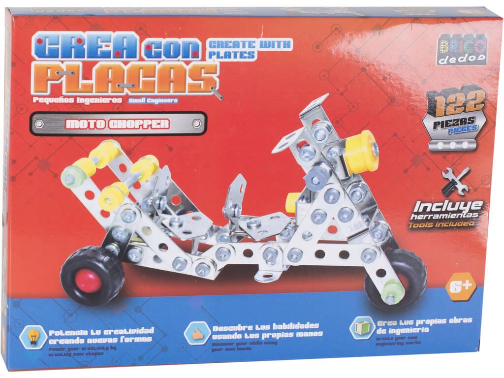 Vehiculos Construccion Metal 122 piezas
