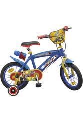 Vèlo Mickey and the Roadster Racers 16''