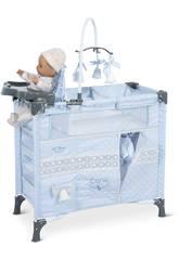 Box con Fasciatoio e Armadio Pieghevole Carol Decuevas 53022