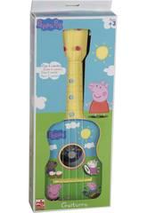 Peppa Pig Gitarre 4 Saiten Reig 2339