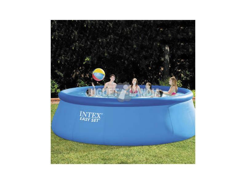 acheter piscine hors sol 457x122 cm intex 26168. Black Bedroom Furniture Sets. Home Design Ideas