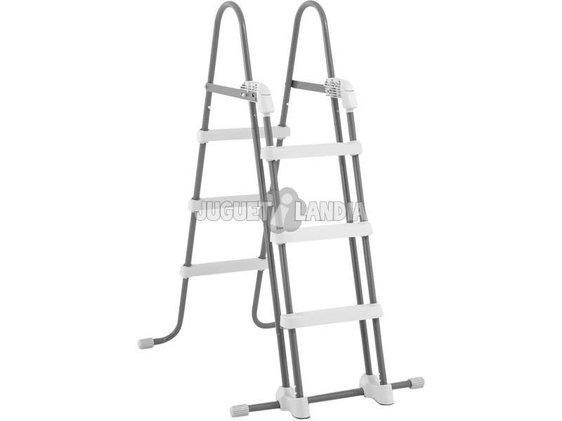 Escalera de Seguridad 107 cm. Intex 28075