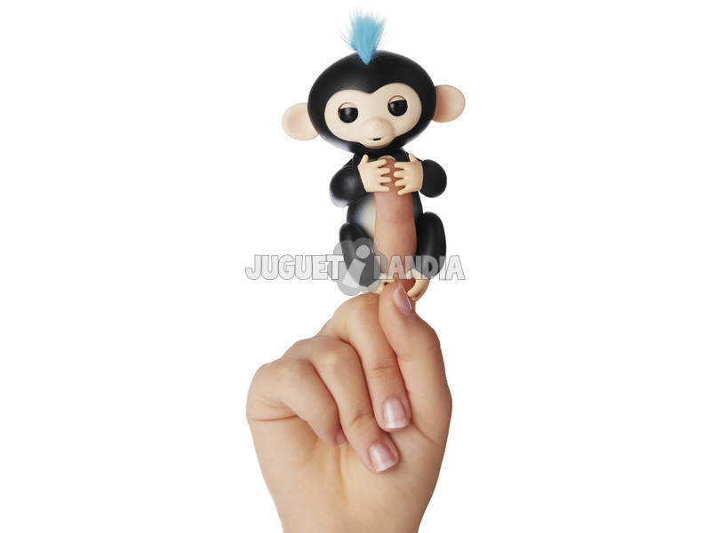 Fingerlings Bebé Mono Finn WowWee 3701