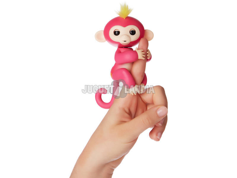 Fingerlings Bebé Mono Bella WowWee 3705