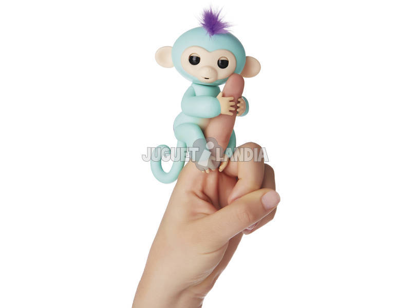 Fingerlings Bebé Mono Zoe WowWee 3706