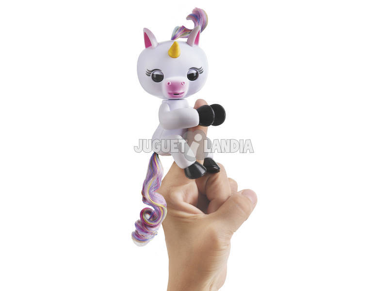 Fingerlings Bebé Unicornio Gigi WowWee 3708