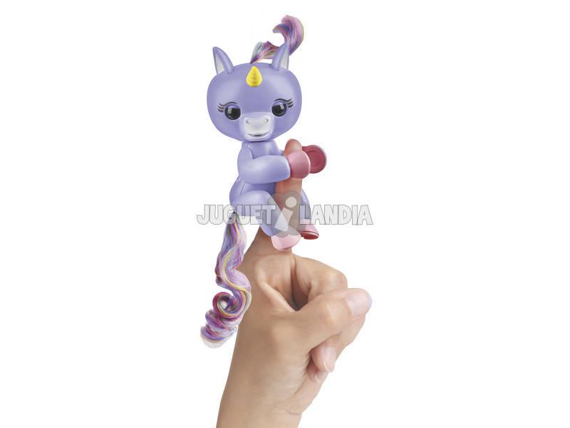 Fingerlings Bebé Unicornio Alika WowWee 3709