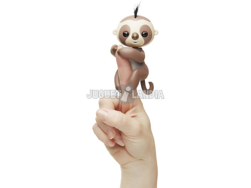 Fingerlings Bebé Perezoso Kingsley WowWee 3751