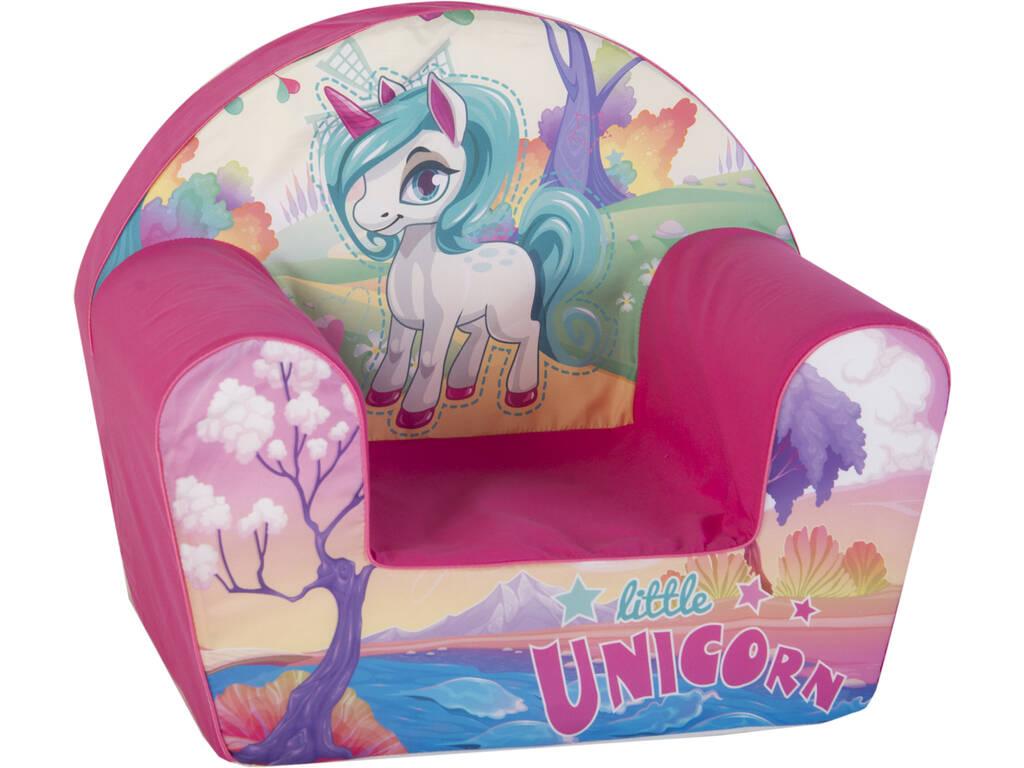 Poltrone per Bambini Unicorno 41x50x32 cm