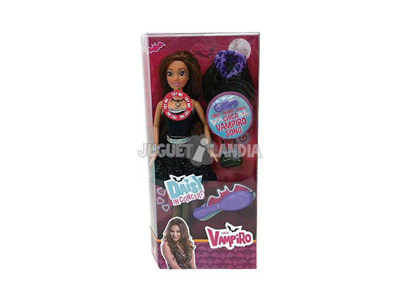 Chica Vamipiro Muñeca Daisy Cantarina 29 cm. Simba 9411399