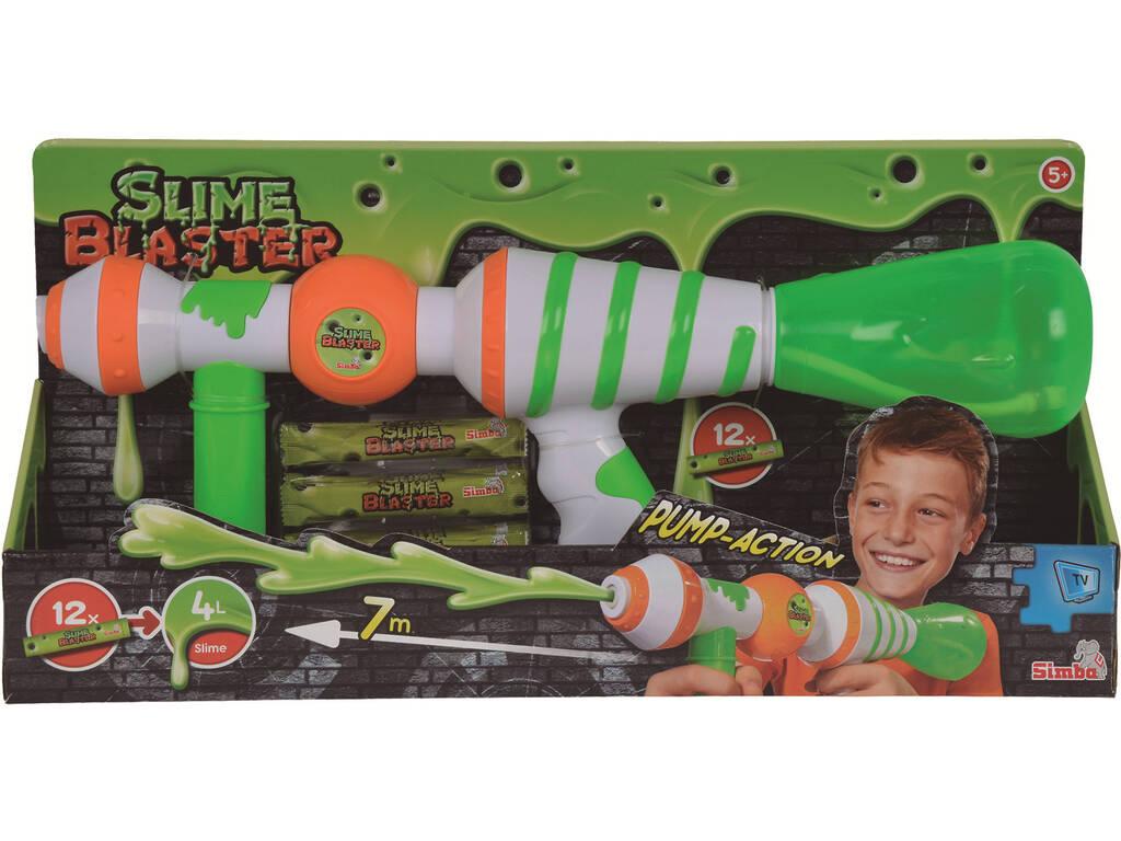 Lanzador de Moco Slime Blaster Simba 5952025