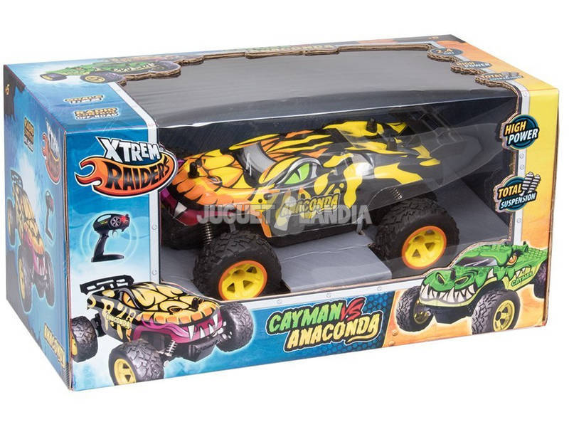 Radio Control Xtrem Raiders Anaconda World Brands XT80766
