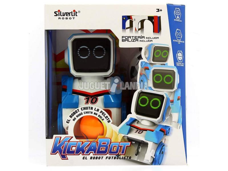 Radio Control Robot Futbolista Kickabot World Brands 88548