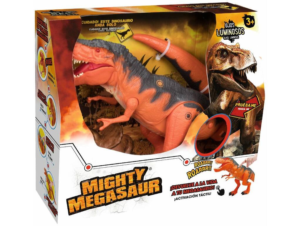 Dinosaurio T-Rex Táctil World Brands 80089