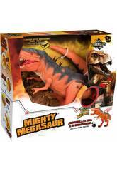 Dinosauro T-Rex Tattile World Brands 80089