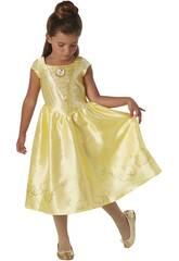 Kostüm für Mädchen Belle Live Action Größe L Rubies 630607-L