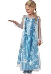Costume Bimba Elsa Classic L 620975-L