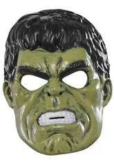 imagen Máscara Infantil Hulk Avengers Rubies 39215