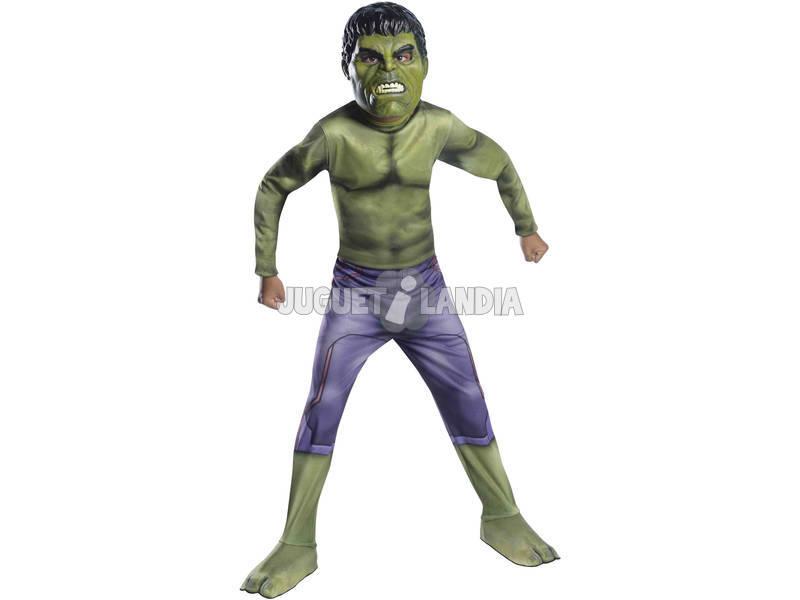 Disfarce de Criança Hulk Ragnarok Classic Tamanho S Rubies 640152-S