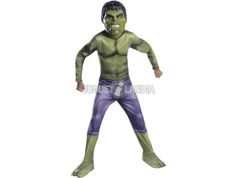 Disfarce de Criança Hulk Ragnarok Classic Tamanho M Rubies 640152-M