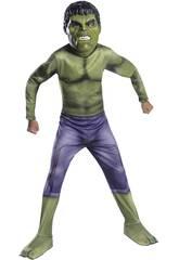 Disfraz Niño Hulk Ragnarok Classic Talla M Rubies 640152-M