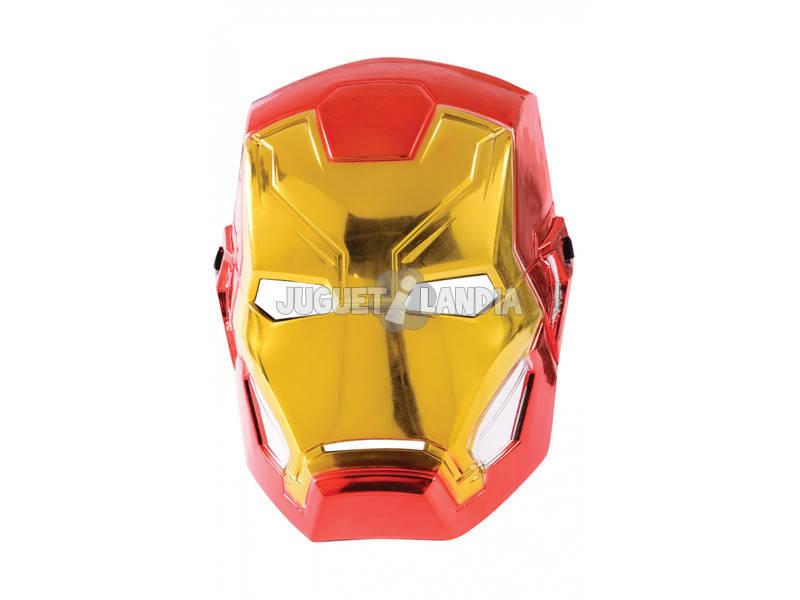 Avengers Máscara Infantil Iron Man Rubies 39216