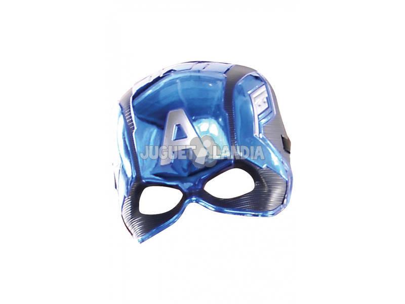 Avengers Máscara Infantil Capitán América Rubies 39217