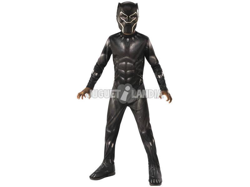Disfraz Niño Infinity War Black Panther Classic Talla L Rubies 641046-L