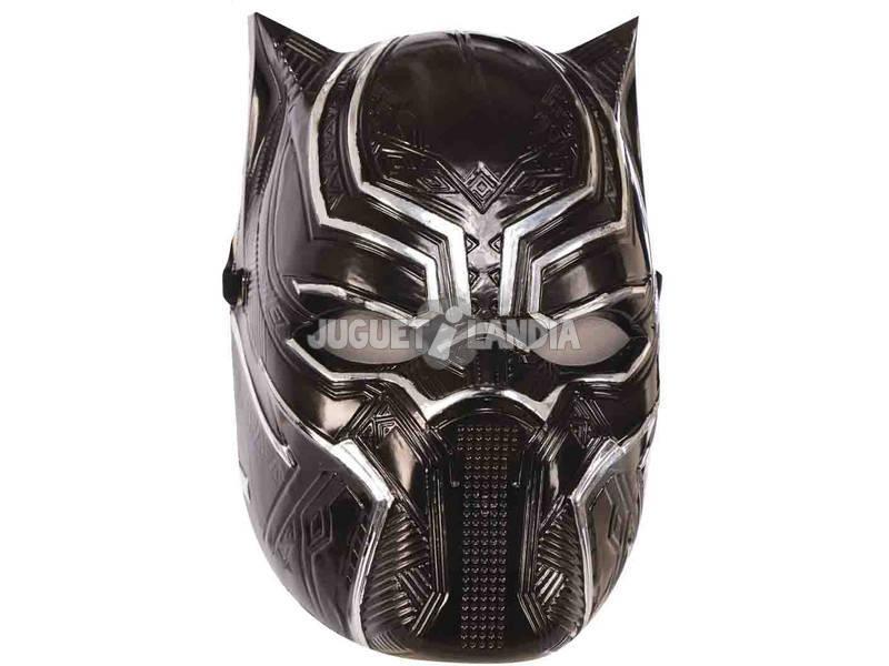 Máscara Infantil Black Panther Rubies 39218