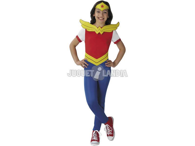Disfraz Niña Wonder Woman Classic Talla L Rubies 630029-L