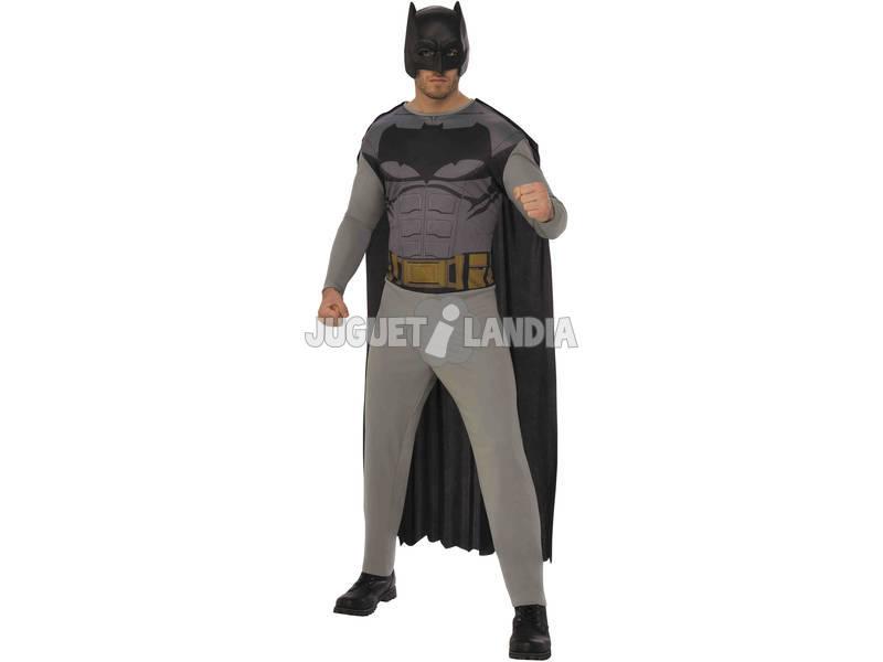 Disfraz Adulto Liga de la Justicia Batman Talla M Rubies 820960-M