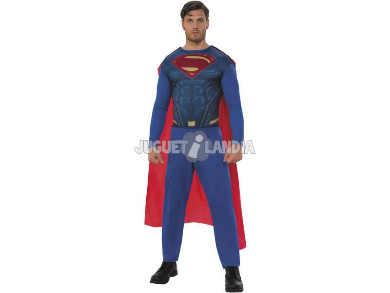 Disfraz Adulto Liga de la Justicia Superman Talla M Rubies 820962-M