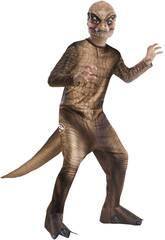 Déguisement Enfant T-Rex Classic Taille S Rubies 610814-S