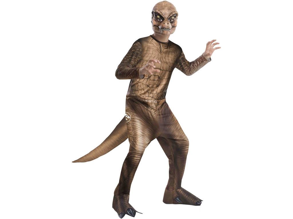 Disfarce de Menino T-Rex Classic Tamanho L Rubies 610814-L