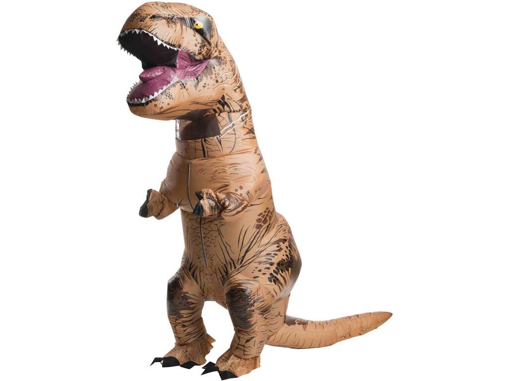 Disfraz Adulto InflávelT-Rex Tamanho Único Rubies 810481