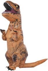 Disfraz Infantil Hinchable T-Rex Talla Única Rubies 610821