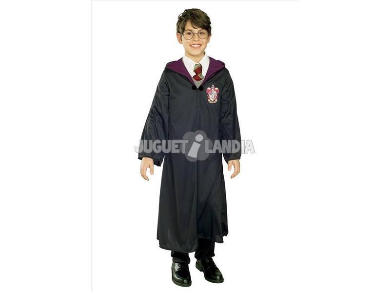 Disfarce de Menino Harry Potter Gryffindor Tamanho M Rubies 884252-M