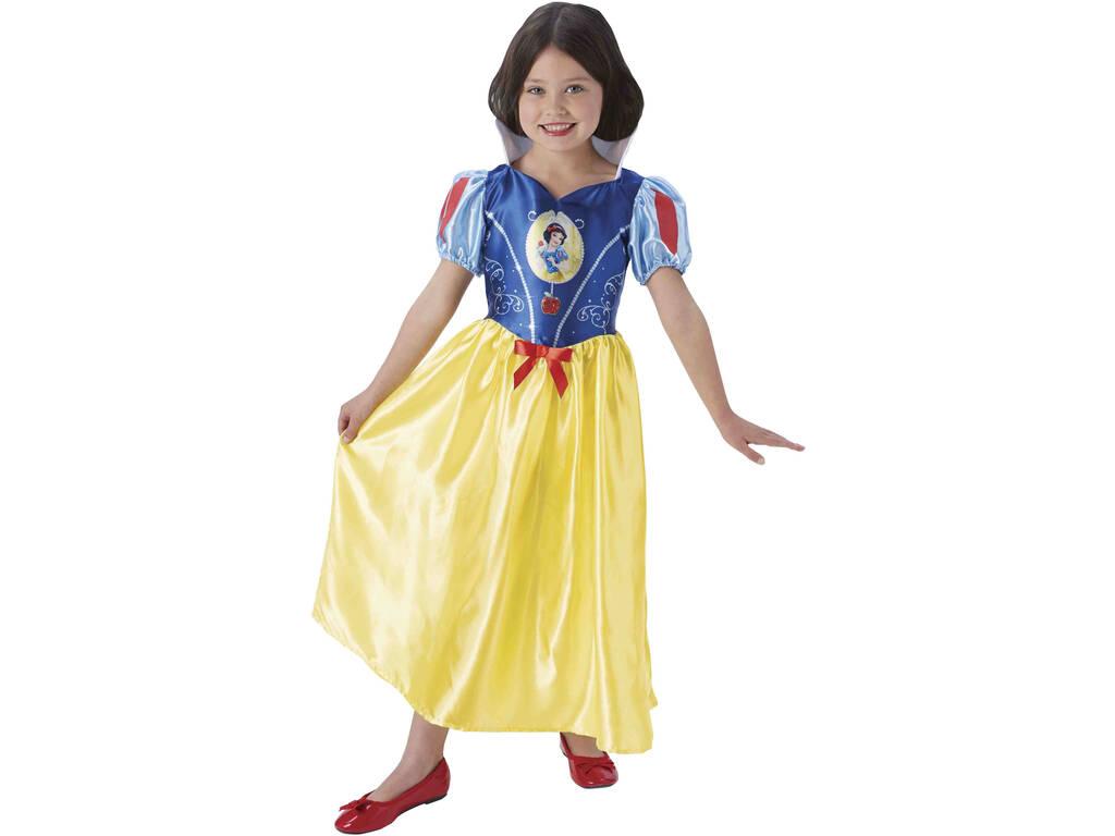 Disfraz Niña Blancanieves Classic Talla L Rubies 620642-L