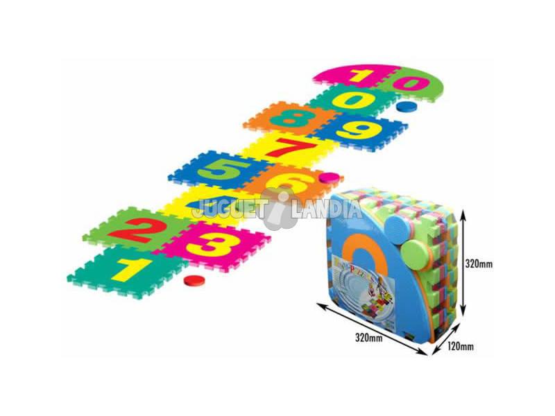 Set Eva Puzzle 14 Piezas