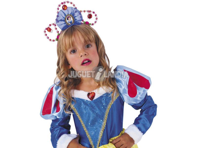 Tiara Infantil Blancanieves Rubies 8467